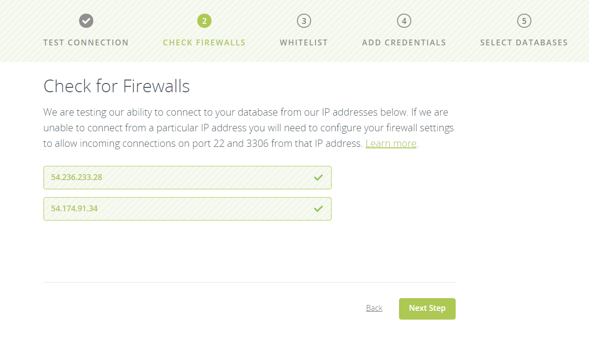 Firewall-access